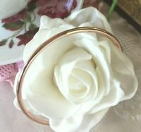 Vintage Jewellery Rose Gold Golf Bangle Antique Dress Jewelry
