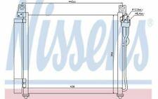 NISSENS Condenseur de climatisation pour KIA PICANTO 940172 - Mister Auto