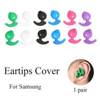 Ear pads Case Silicone Earbuds Cover Earphone Replacement For Samsung Level U