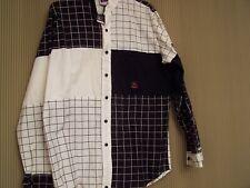 Vintage Mo Betta Banded Collar Shirt - Garth Brooks - Size 16 1/2 - 34