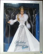 2003 First In Series Special Edition Holiday Visions Barbie