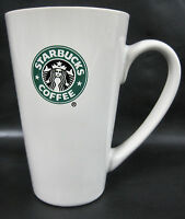 Starbucks Logo Tall Latte Cup Mug Container Coffee Tea Coco White Green
