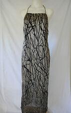 David Lawrence Halterneck Formal Dress Size 8 BNWOT