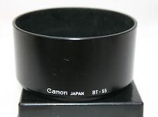 CANON BT-55  BLACK LENS HOOD