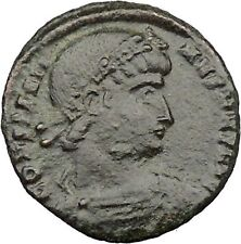 Constantine I The Great 330AD Ancient Roman Coin Legions Glory of Army i32311