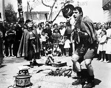 8x10 Print Anthony Quinn Giulietta Masina La Strada 1954 #2662