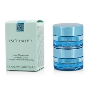 Estee Lauder New Dimension Firm + Fill Eye System 10ml Womens Skin Care