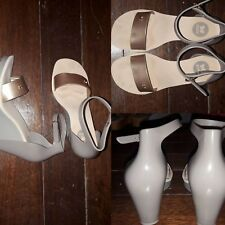 AUTHENTIC GRENDHA WEDGE SHOES SIZE 5