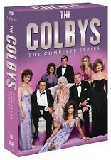 THE COLBYS. The Complete Series DVD. 2015. 12 Disc Set