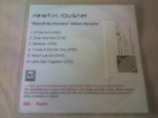 NEWTON FAULKNER - REBUILT BY HUMANS (ALBUM SAMPLER) - 6 TRACK PROMO CD