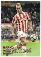 2016-17 Topps Stadium Club Premier League Gold Foil #45 Marko Arnautovic