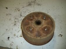 1996 YAMAHA BIG BEAR 350 4WD REAR BRAKE DRUM REAR HUB