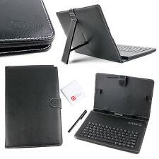 Black Keyboard Case W/ Bluetooth Connection For Apple iPad Air / iPad Air 2