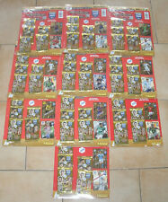 Panini Adrenalyn XL FIFA 365 2018 - alle 10 Multipack + alle 10 Limited Edition