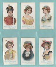 More details for beauties  -  set  of  12  -  churchman  -  beauties  ' cerf '  -  1904