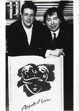 "Michael Ball ""ASPECTS OF LOVE"" Andrew Lloyd Webber 1989 London Press Photo"