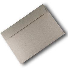 10 Botany Enviro 130x180mm Envelopes 100% ReCycled Brown 115gsm #S5189 #C1