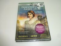 Downton Abbey - The Final Season 6 UK Edition 3 Disc Set DVD + Slipcover New