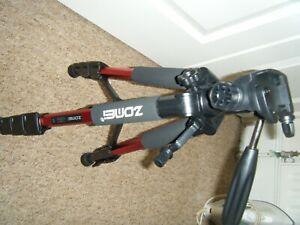 New, ZomeiQ111 Aluminium Travel Tripod Pan Head for Canon Nikon Sony DSLR Camera
