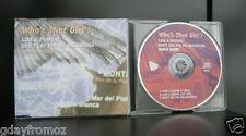 Who's That Girl - Like A Prayer 3 Track CD Single
