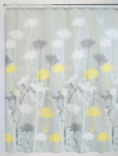 Daisy Polyester Shower Curtain - iDESIGN