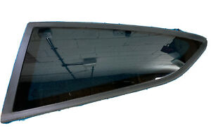 QUARTER GLASS MK7 FL 2008 TO 2017 FORD FIESTA PASSENGER Rear Quarter - 11021143