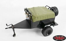RC4WD Bivouac 1/10 M.O.A.B Camping Trailer w/Tent RC4Z-H0007
