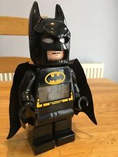 Lego Batman alarm clock with light