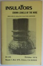 1979 INSULATORS CROWN JEWELS OF THE WIRE -  OCTOBER                  (INV18014)