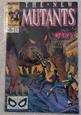 Marvel The New Mutants # 82 Mid Nov ( Cb # 43 )