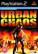Urban Chaos: Riot Response (PS2) - Game  GQVG The Cheap Fast Free Post