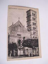 Roma - Grottaferrata antica Chiesa di S. Nilo - spedita f. p. 1924