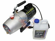 NEW!! Yellow Jacket 93603 3 CFM Bullet Vacuum Pump 115V/60 Hz single phase