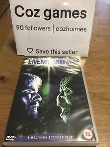 Enemy Mine DVD Rare Movie Starring Dennis Quaid And Louis Gossett Jr Sci-fi