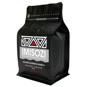 Premium Rwandan Coffee | 250g | Dark Roast | Whole Bean Coffee