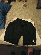 Mens Large Dri Fit Jordan Gym Shorts
