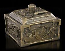 Steampuk ASTUCCIO quadrati - GOTICO Cassetta porta gioielli regalo decorativo