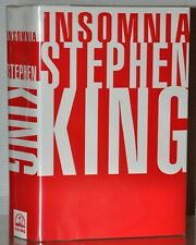 *SIGNED* NEAR FINE 1ST/1ST EDITION~ INSOMNIA ~ STEPHEN KING