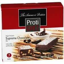 ProtiDiet - Supreme Chocolate High Protein Diet Bar