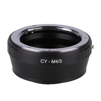 Adapter for Contax Yashica CY C/Y Lens to Micro 4/3 M4/3 E-PL1 E-PM1 DMC 4