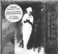 CANAAN Brand New Babylon SEALED ITALIAN IMPORT CD GOTHIC 2000 RELEASE