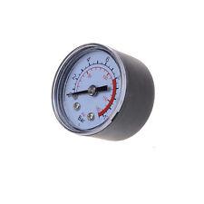 0-180PSI Air Compressor Pneumatic Hydraulic Fluid Pressure Gauge 0-12Bar new HC