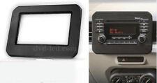 Car Radio Fascia Stereo frame facias for Suzuki Ignis 2016 Dash Bezel Trim kit