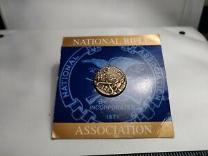 Vintage NRA National Rifle Association Pin