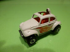 HOTWHEELS  VW VOLKSWAGEN KAFER BEETLE OVAL - BLAZIN' BUG 1:65? - VERY GOOD