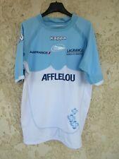 Maillot rugby AVIRON BAYONNAIS BAYONNE Kappa shirt AFFLELOU L
