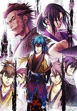 Wall Calendar 2018 # Hakuouki Shinsengumi Kitan Manga Anime (12 pages A4) A710
