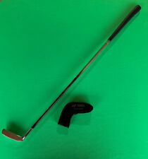 """Yonex Super ADX (A.D.X.) Tour Forged Putter  35"""" Very Good Condition With Cover"""