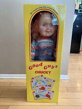 Studios Child s Play 2 Chucky Doll 1:1 Scale Good Guys Spirit Halloween