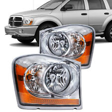 Direct Replacement Headlights For Dodge Durango For Sale Ebay